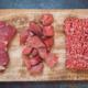 Cum gătești carnea de vită în funcție de sortiment?
