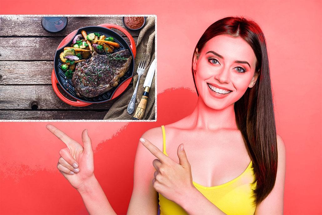 Carnea de vită te ajută să scapi de depresie