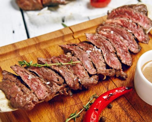Tipuri de steak de vită