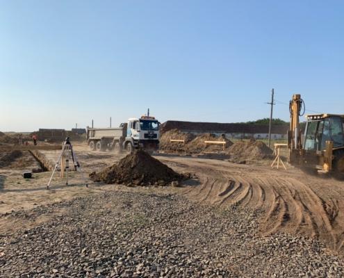 A început construcția celei mai moderne ferme de Black Angus din Satu Mare