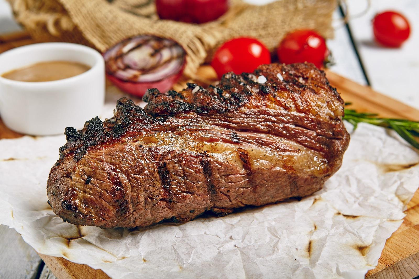 Câte calorii are carnea de vită Back Angus?